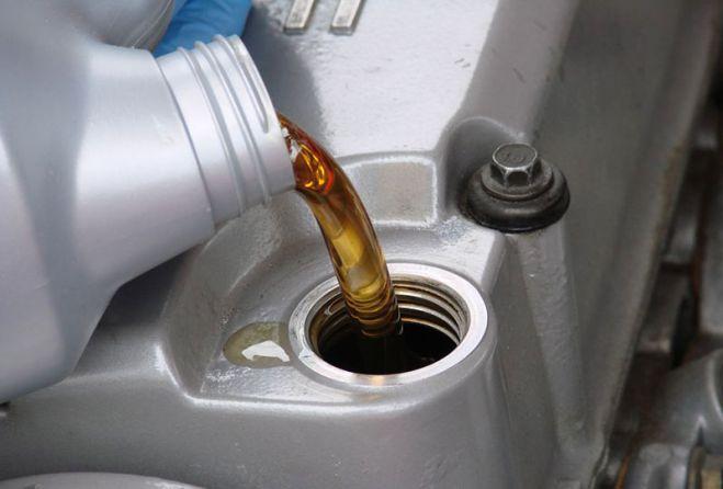 Procedures to change your motor oil