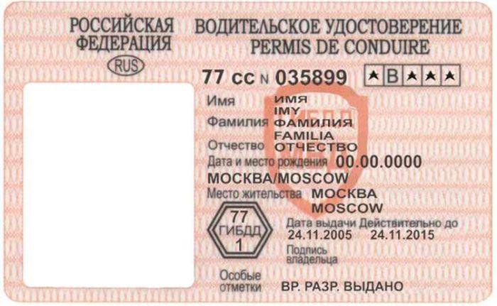 Порядок замены водительского удостоверения для иностранцев