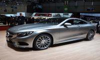 Купе S-Class от Mercedes-Benz