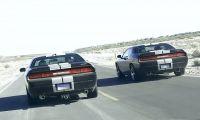 Новый Dodge Challenge начали тестировать в США