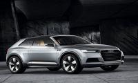 Audi создаст новый кроссовер с электродвигателем