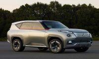 Mitsubishi презентовал новые электрокары