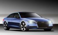 В Сети появились первые  фотографии Audi A4