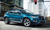 Ожидаем: новое поколение BMW X6 2014