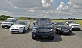 Jaguar Land Rover обучит реагировать авто на выбоины и другие препятствия