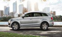 Audi представил в Женеве гибридный Q7 e-tron