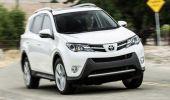 В Петербурге начнут выпускать кроссоверы Toyota RAV4