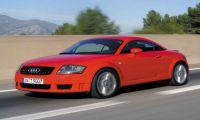 Стали известны рублевые цены на Audi TT