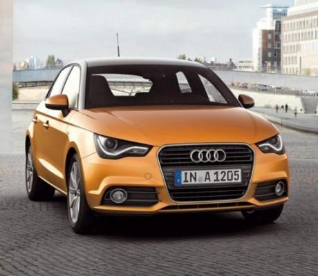 Купить малолитражный автомобиль Audi можно будет за 905 тысяч рублей
