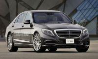 Представительский автомобиль Mercedes-Benz S500 Plug-in Hybrid станет самым эффективным