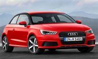 Audi представляет трехцилиндровый хэтчбек А1