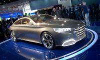 Hyundai представит новый седан