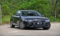 Обновленный Audi A4 покажут во Франкфурте