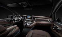 Mercedes-Benz выпускает на рынок новый автомобиль V-Class