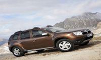 Renault Duster стал самым популярным внедорожником в октябре