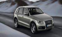 В Париже будет представлен новый кроссовер Audi Q5