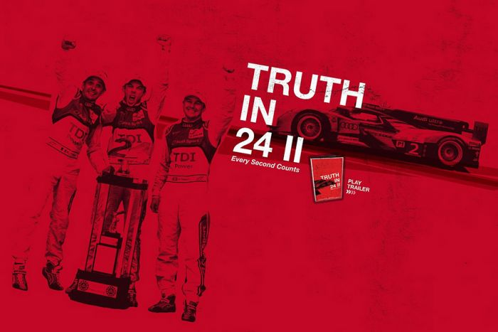 Audi. Truth in 24
