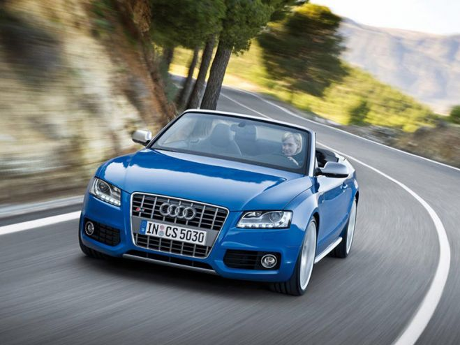 Audi S5 Cabriolet (2009 - наст.вр.)