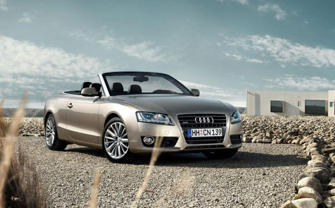 Audi A5 Cabriolet (2009 - наст. вр.)