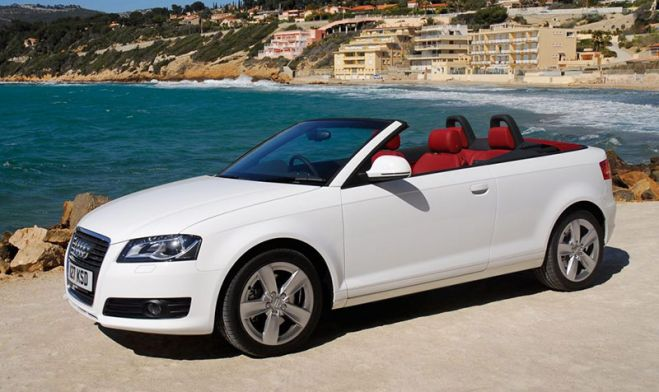 Audi A3 Cabriolet Typ 8P (2008 - наст.вр.)