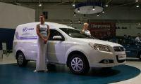 Фургоны ZAZ Vida появятся на российском рынке