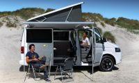 Volkswagen представил новый микроавтобус Multivan California