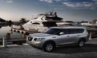 Обновлённый Nissan Patrol представили в Дубае