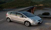 Ford представит новый минивэн S-Max