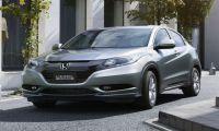 Honda тестирует новый кроссовер на дорогах США