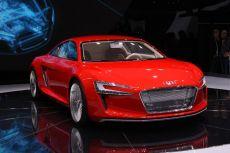 Audi R8 E-tron (2009)