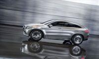 Mercedes-Benz создаст конкурента для BMW X4
