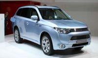 Осенью в России начнут продавать гибридный Mitsubishi Outlander PHEV