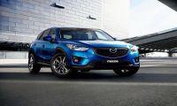 Mazda представит доступный кроссовер