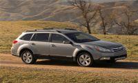 Компания Subaru представит новое поколение универсала Outback