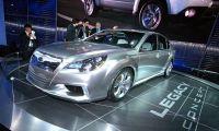 Subaru представила прообраз Legacy следующего поколения