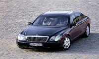 Maybach возвратится в S-класс Mercedes-Benz