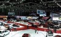 В Женеве стартовал международный автосалон