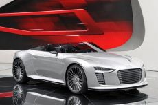 Audi E-tron Spyder (2010)