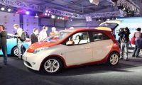 Е-мобиль с двигателями от Fiat