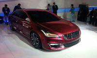 Suzuki представит новый седан Suzuki Ciaz