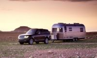 Range Rover IV c прицепом побывал в Марокко и вернулся