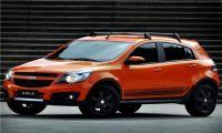 Chevrolet представил в Сан-Паулу четыре новых концепткара