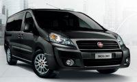 В России начнут продавать Fiat Scudo