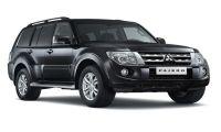 Начались продажи новой версии Mitsubishi Pajero