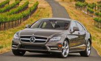 Mercedes обновит линейку моделей CLS-класса