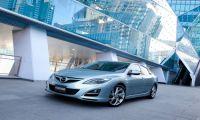 Mazda 6 названа автомобилем года в Японии