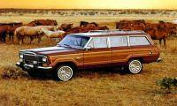 Jeep собирается возродить Grand Wagoneer