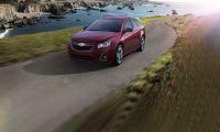 Chevrolet представит новый седан Cruze в апреле