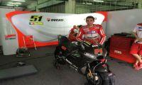 Ducati испытывает новый мотоцикл