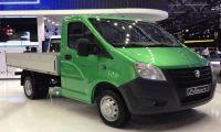 Новый автомобиль российского автопрома: ГАЗель Next